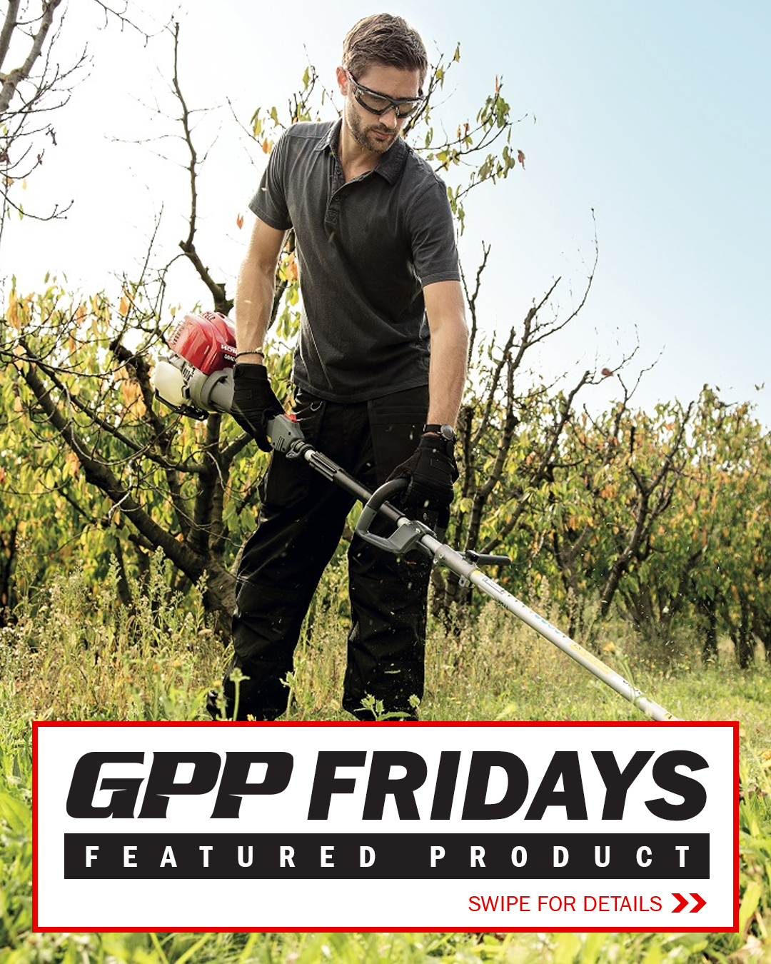 GPP FRIDAYS FEAT. PRODUCT: The All-in-One that everyone needs...