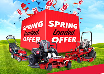 Toro Spring Catalogue Out Now